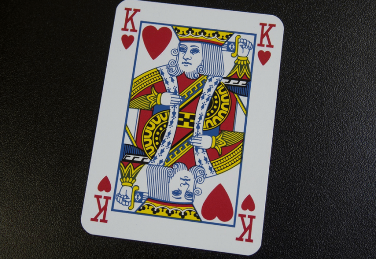 roi de coeur karethic