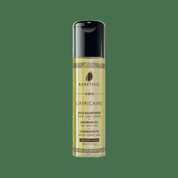 huile de karité l'Africaine