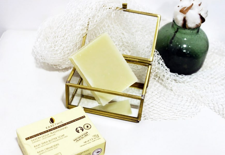 soin corps au beurre de karité pur